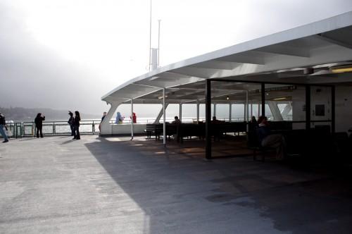 Seattle Ferry to Bainbridge Island