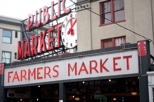 Pikes Market Seattle