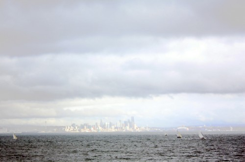 Puget Sound Sailing | Seattle Photography