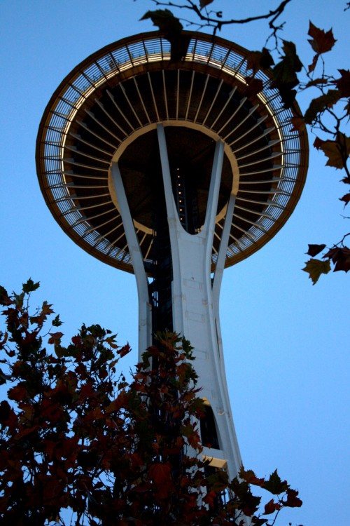 Space Needle Seattle Photography