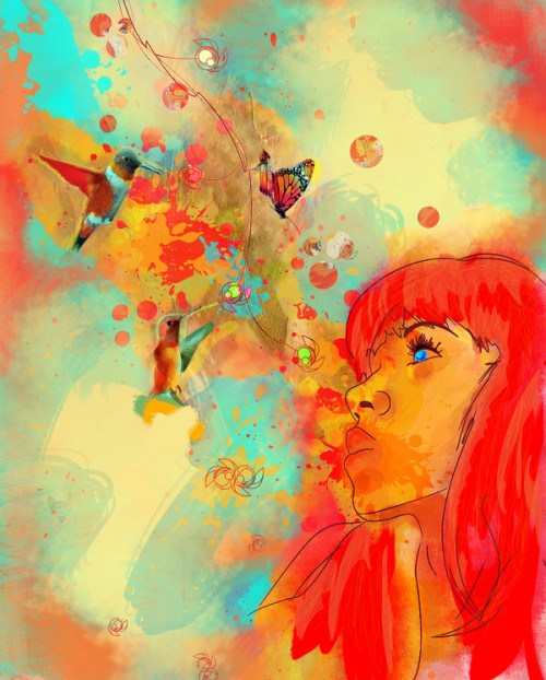 TURN ON THE BRIGHT SENSES by Archan Nair