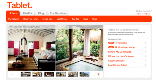 Tablet Hotels | Hotel Search