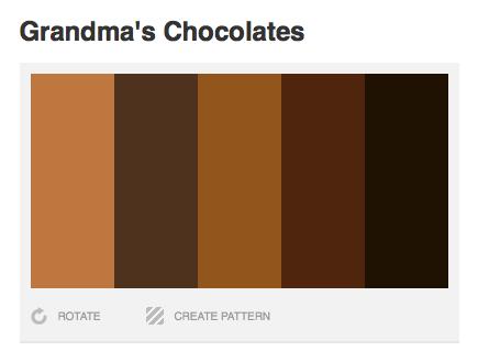 Grandma's Chocolates