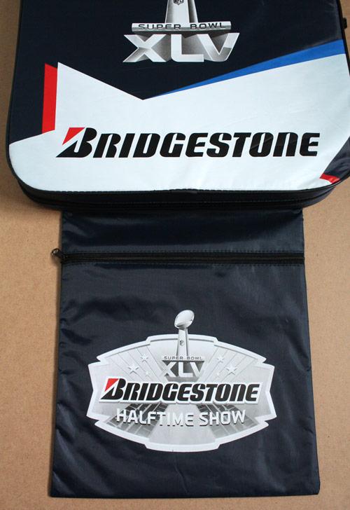 Bridgestone Super Bowl 2011 Seat