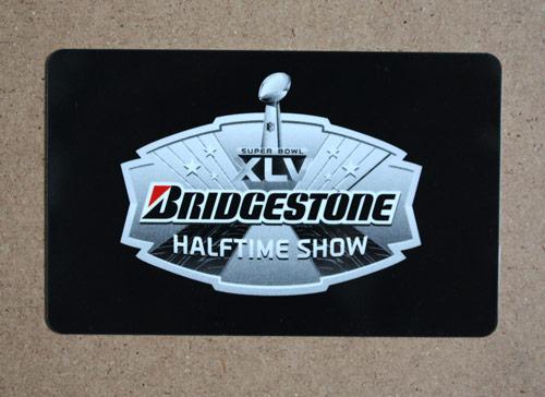 Bridgestone Card