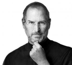 Steve Jobs - Courtesy of Apple