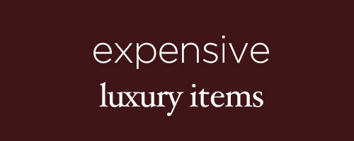 Expensive Fonts