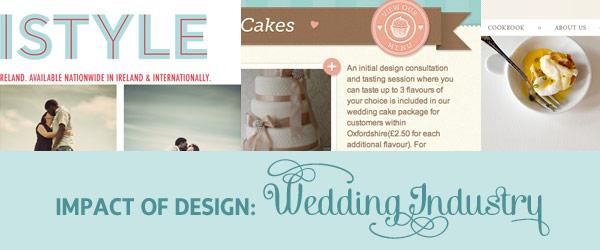 Impact of Design Wedding Industry