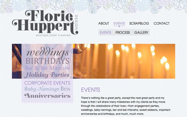Florie Huppert Design - Event Planning & Design