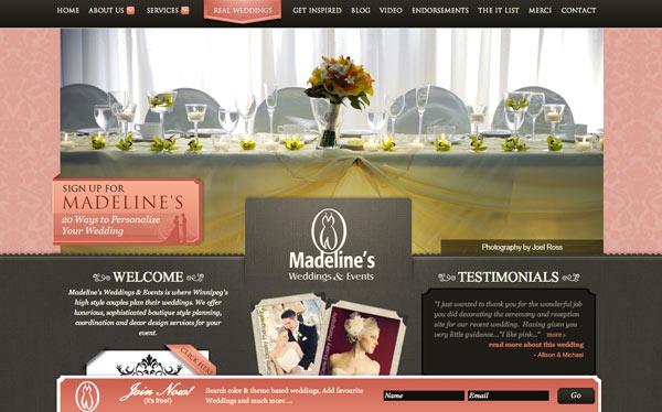 Madeline's Weddings