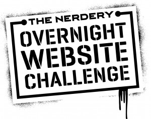 Overnight Website Challenge