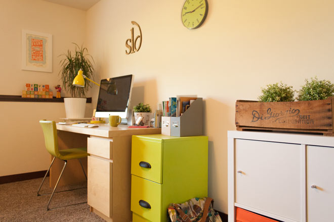 SLD Home Office Space