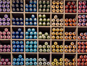 Pens Organized