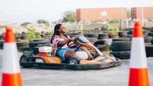 Local Go Kart Track
