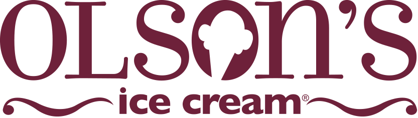 Olson's Ice Cream Logo